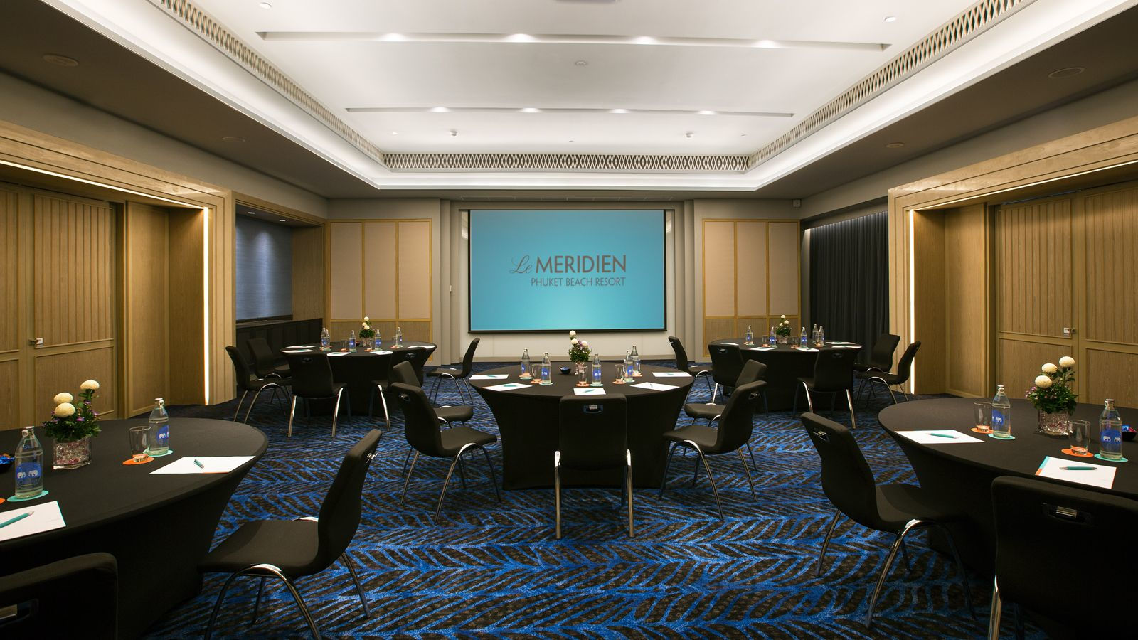 Versatile Function Rooms